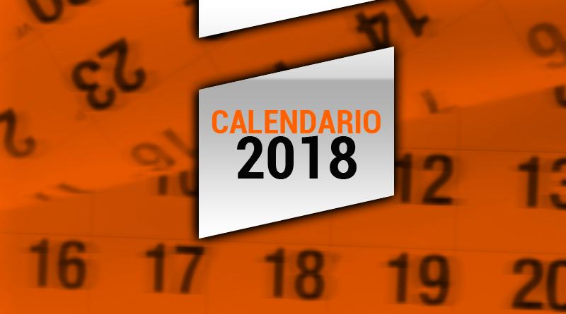 Uca Calendario Academico.Calendario Academico 2018 Cece