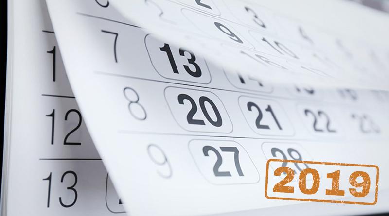 Calendario Escolar 2020 Caba.Calendario Academico 2019 Cece